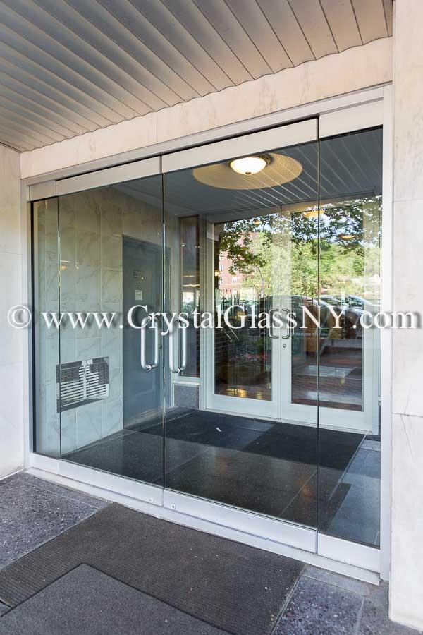 Herculite Glass Door Systems Storefront Installation Gallery